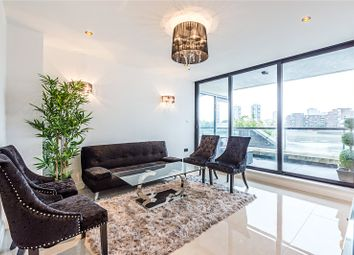 Thumbnail 2 bed flat for sale in Thames Quay, Chelsea Harbour, London