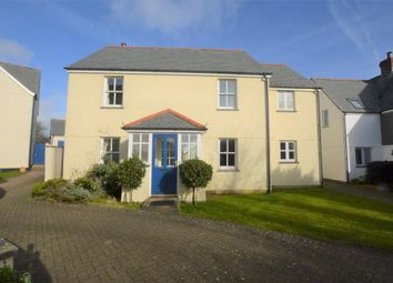 Thumbnail 4 bed detached house to rent in Minster Fields, Manaccan, Helston, Cornwall
