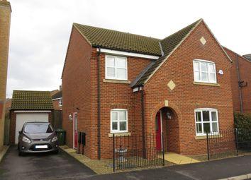 Thumbnail 4 bed detached house for sale in Shore View, Hampton Hargate, Peterborough