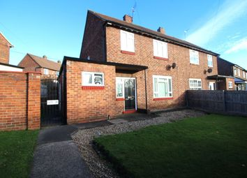 Thumbnail 3 bed semi-detached house for sale in Darwin Crescent, Newcastle Upon Tyne