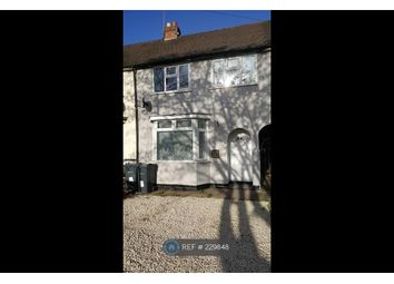 Thumbnail 3 bedroom terraced house to rent in Alvechurch Road, Birmingham