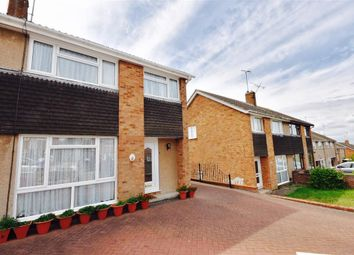 Thumbnail 3 bed semi-detached house to rent in Deeble Road, Barton Seagrave, Kettering