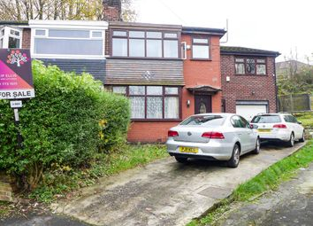 Thumbnail 4 bed semi-detached house for sale in Mountford Avenue Crumpsall, Manchester, Greater Manchester