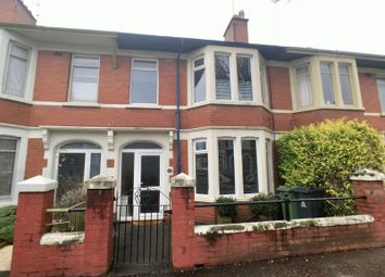 Thumbnail 3 bedroom terraced house for sale in Corporation Road, Cardiff