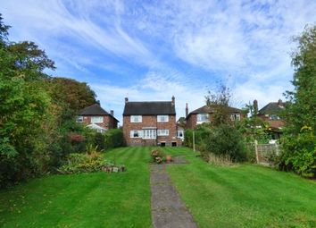 Thumbnail 3 bed detached house for sale in Ashby Road, ., Tamworth, Staffordshire