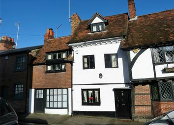Thumbnail 3 bedroom terraced house for sale in Orchard Close, St. Andrews Road, Henley-On-Thames