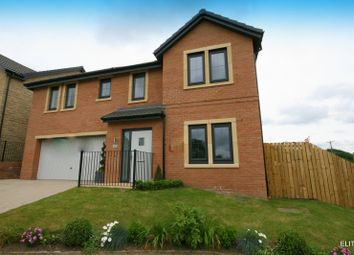 Thumbnail 4 bed detached house for sale in Garden House Drive, Acomb, Hexham