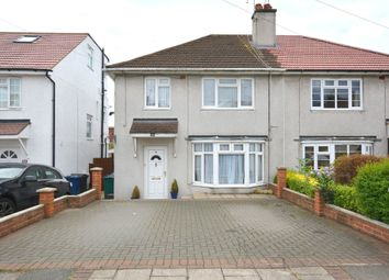 Thumbnail 3 bed semi-detached house for sale in Layfield Crescent, London