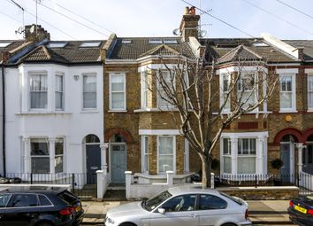 Thumbnail 3 bed flat to rent in Weiss Road, London
