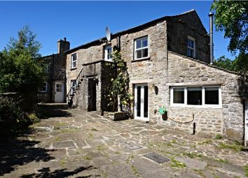 Thumbnail 4 bed property for sale in Marsett, Leyburn
