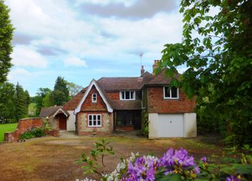 Thumbnail 4 bed detached house for sale in Hatham Green Lane, Stansted, Kent