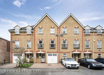 Thumbnail 3 bed terraced house for sale in Honnor Gardens, Isleworth