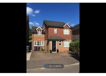 Thumbnail 4 bed detached house to rent in Serpentine Close, Stevenage