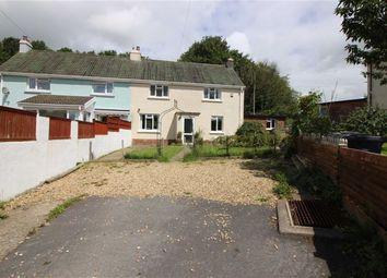 Thumbnail 3 bed semi-detached house for sale in Park Villas, Bishops Tawton, Barnstaple