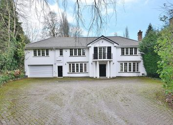Thumbnail 5 bedroom detached house to rent in Harborne Road, Edgbaston, Birmingham