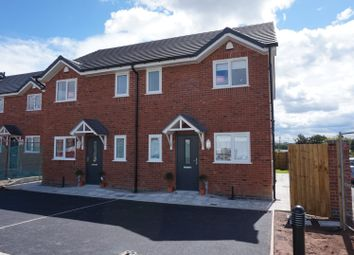 Thumbnail 3 bedroom end terrace house for sale in Red Bank Close, Radcliffe