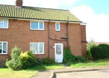 Thumbnail 4 bedroom semi-detached house to rent in Heath View, Westleton, Saxmundham