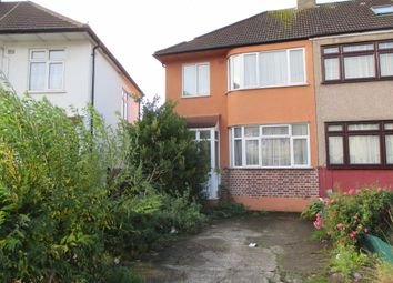 Thumbnail 3 bed end terrace house for sale in Ascot Close, Hainault