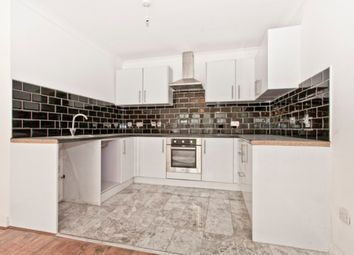 Thumbnail 1 bed flat to rent in Church Manorway, London