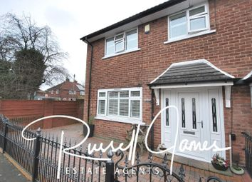 Thumbnail 3 bed semi-detached house for sale in Marsh Road, Little Hulton, Manchester