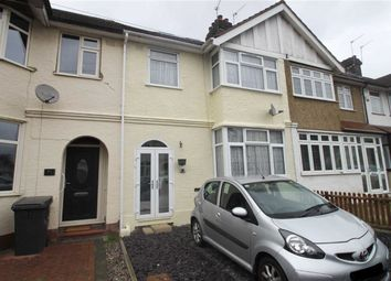Thumbnail 4 bedroom terraced house for sale in Alpha Road, London