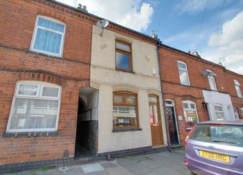 Thumbnail 3 bed terraced house for sale in Vernon Road, Leicester