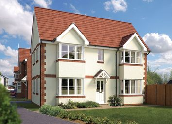 "Thumbnail 3 bedroom property for sale in ""The Sheringham"" at Mayfield Way, Cranbrook, Exeter"