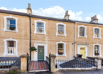 Thumbnail Terraced house for sale in Belgrave Crescent, Bath