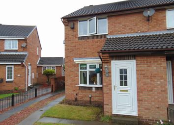 Thumbnail 2 bed semi-detached house for sale in Cambria Green, Sunderland