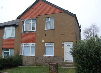 Thumbnail 3 bedroom flat for sale in Reston Drive, Hillington