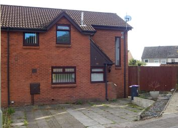 Thumbnail 3 bed semi-detached house to rent in Greenfield Close, Pontnewyyd, Cwmbran