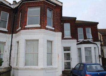 Thumbnail 2 bed flat to rent in Richmond Road, Worthing, West Sussex