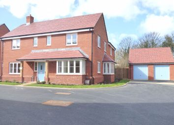 Thumbnail 5 bed detached house for sale in Rectory Close, Ashleworth, Gloucester