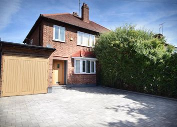 Thumbnail 3 bed semi-detached house for sale in Hillyfields, Loughton, Essex