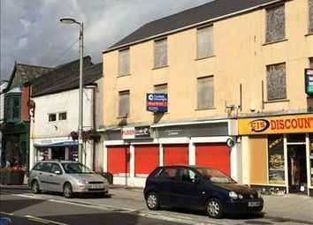 Thumbnail Retail premises to let in 12 Commercial Street, Maesteg