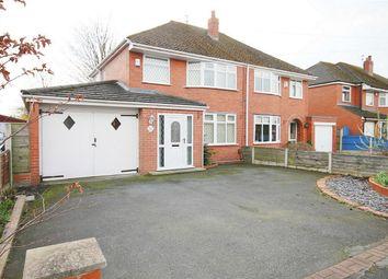 Thumbnail 3 bedroom semi-detached house for sale in Cherry Tree Avenue, Penketh, Warrington
