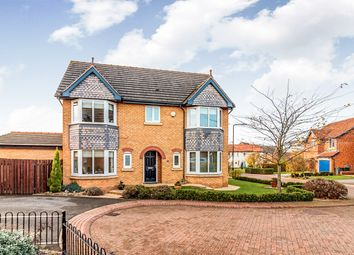 Thumbnail 4 bed detached house for sale in Heron Drive, Brampton Bierlow, Rotherham