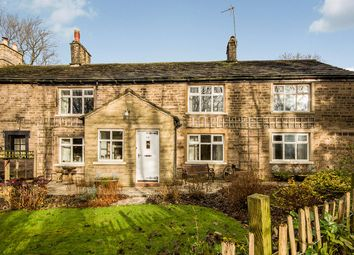 Thumbnail 3 bed semi-detached house for sale in Marple Road, Charlesworth, Glossop