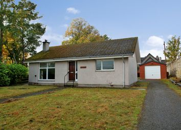 Thumbnail 2 bed detached bungalow for sale in Conglass Lane, Tomintoul