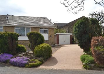 Thumbnail 2 bed semi-detached bungalow for sale in Oakleigh Close, Clayton, Bradford