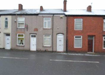 Thumbnail 2 bed terraced house to rent in Shakerley Road, Tyldesley, Greater Manchester