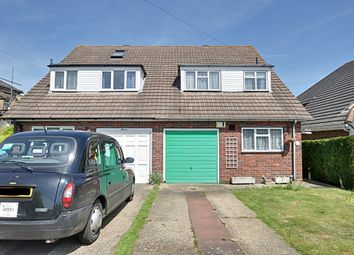 Thumbnail 3 bed semi-detached house for sale in Cross Road, Bromley