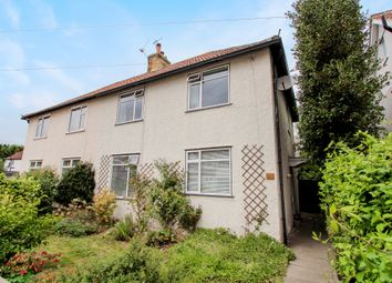 Thumbnail 3 bed semi-detached house for sale in Red Lion Road, Surbiton, Surrey