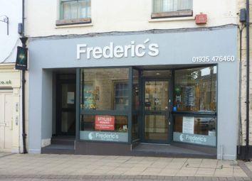 Thumbnail Retail premises for sale in Yeovil, Somerset