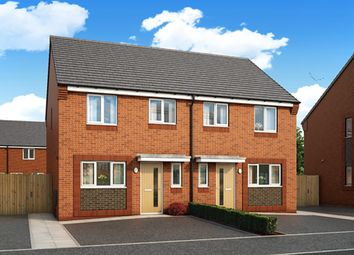 "Thumbnail 3 bedroom property for sale in ""The Kellington"" at Central Avenue, Speke, Liverpool"