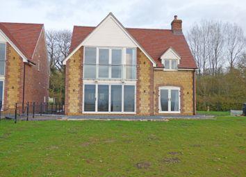Thumbnail 4 bed detached house to rent in Cucklington, Wincanton