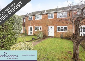 Thumbnail 3 bed terraced house to rent in Charles Avenue, Chichester