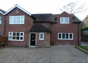 Thumbnail 4 bed property to rent in Orchard Green, Alderley Edge