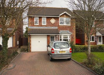 Thumbnail 4 bed detached house for sale in Pembroke Court, Caldicot