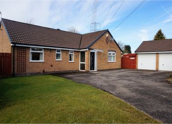 Thumbnail 3 bed detached bungalow for sale in Turner Avenue, Preston